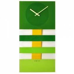 Nextime BOLD STRIPES 2855gr nástěnné hodiny