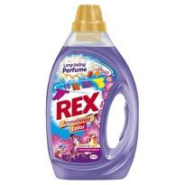 Rex Tekutý gél na pranie Malaysian Orchid & Sandalwood color 1 l