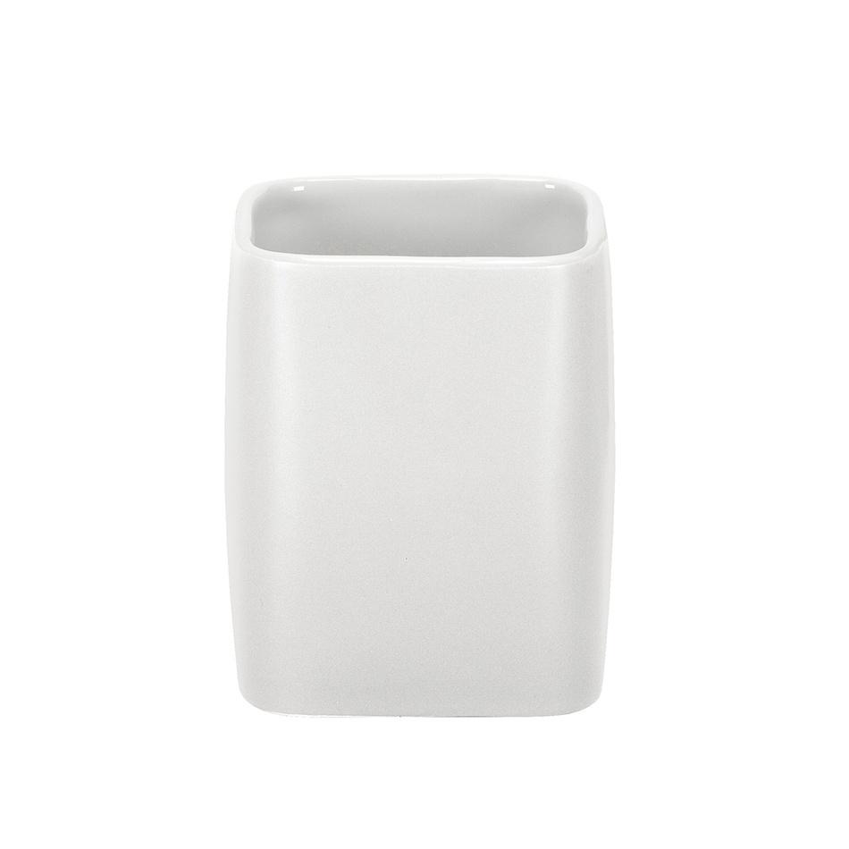 Kleine Wolke kelímok Cubic biela