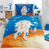 Matějovský márkájú Űrhajós pamut ágynemű, 140 x 200 cm, 70 x 90 cm