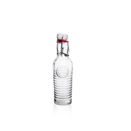 Orion Sklenená fľaša s Clip uzáverom Sam 0,29 l