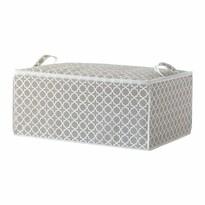 Compactor Textilní úložný box Madison, 50 x 70 x 30 cm