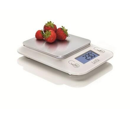 Kuchyňská váha digitální, LAICA KS3010, bílá