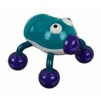 Masážní vibrační pomůcka Brouk, modrá