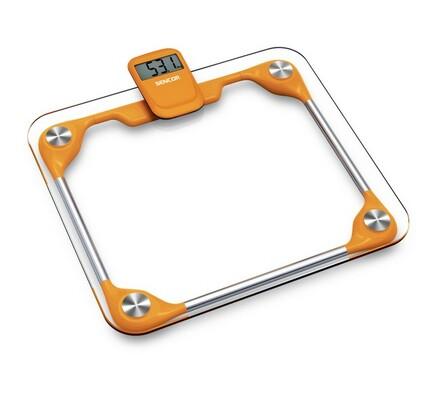Sencor SBS 280 osobní váha digitální oranžová
