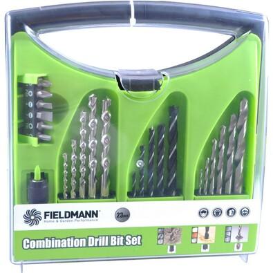 Sada vrtáků a bitů 23 ks FDV 9003, Fieldmann