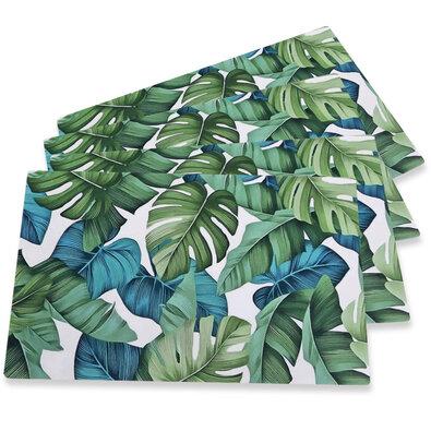 Altom Prestieranie Jungle, 28 x 43 cm, sada 4 ks