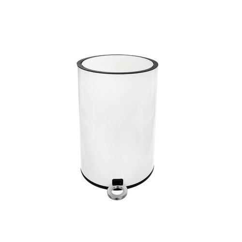 Coș de gunoi cu pedală Orion WHITE, 3 l