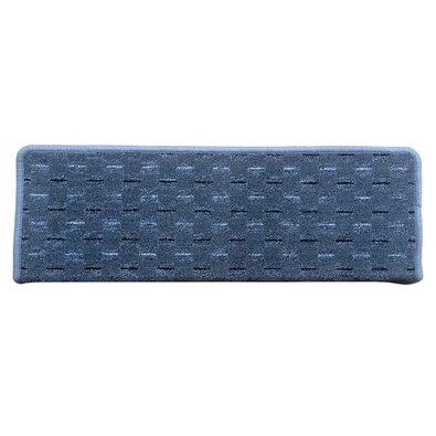 Nášlap na schody Valencia, obdélník, šedá, 24 x 65 cm