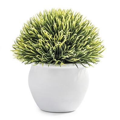 Umělá květina Echimus zelená