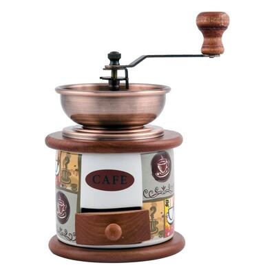 Florina Dřevěný mlýnek na kávu Classic