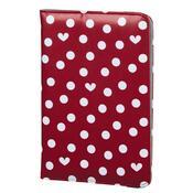 """ELLE Hearts & Dots obal na tablet do 17,8 cm (7""""),s funkcí stojanu"""