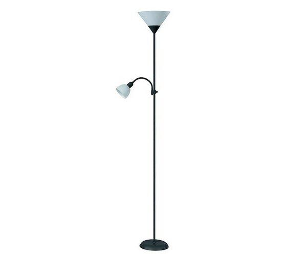 Rabalux 4062 Action stojací lampa, černá