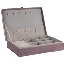 Szkatułka Secret cabinet, różowa
