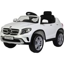 Buddy Toys BEC 8110 Elektrické autíčko Mercedes Benz GLA, bílá