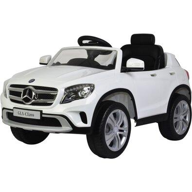 Buddy Toys BEC 8110 Elektrické autíčko Mercedes Benz GLA, biela