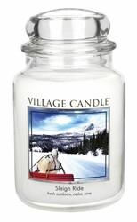 Village Candle Vonná svíčka Zimní vyjížďka - Sleigh ride, 645 g