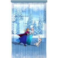 Dětský závěs Ledové království Frozen on ice, 140 x 245 cm