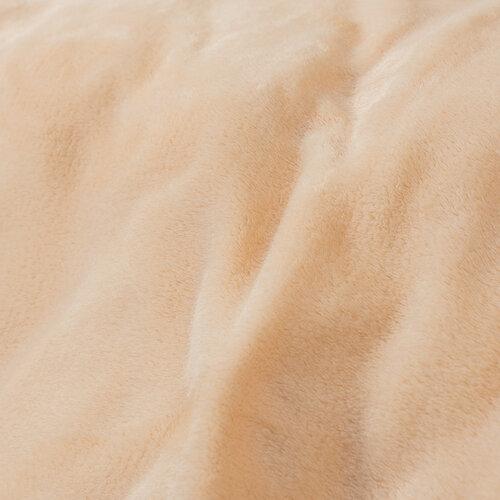 4Home mikroflanel ágyneműhuzat barack színű, 140 x 200 cm, 70 x 90 cm