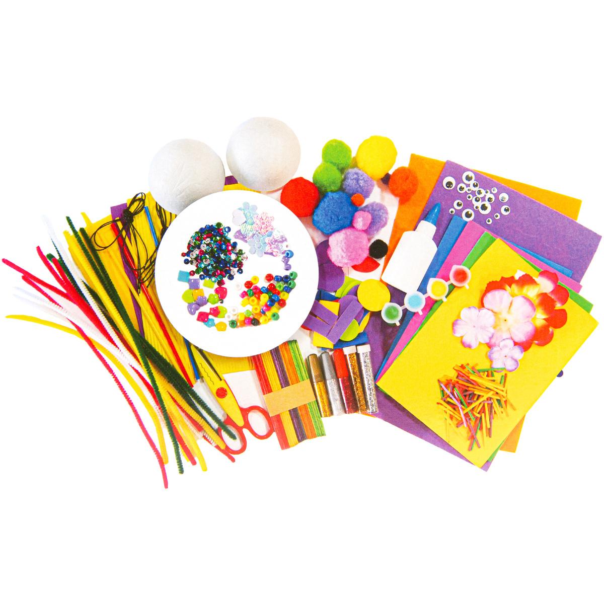 Kreativní set Sparkle your project, 32 x 16,5 x 26 cm