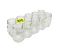 Zavařovací sklenice 377 ml, 10 ks
