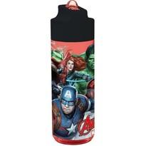 Športová tritanová fľaša Avengers, 540 ml