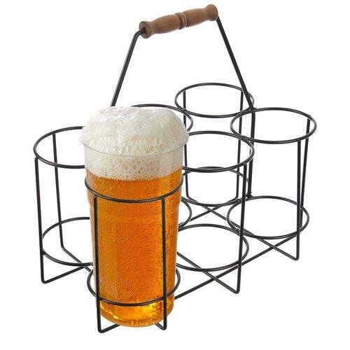 Orion Prepravka na pivové fľaše/pollitre, 6 pozícií