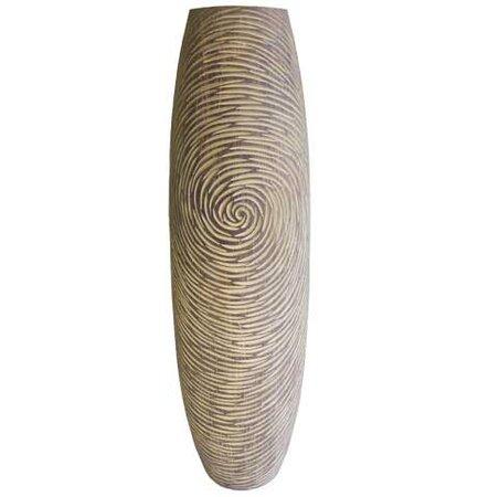 Váza v prírodných farbáchch 58 cm