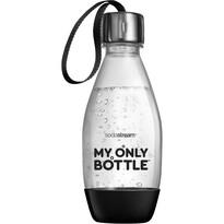 SodaStream Fľaša My only bottle 0,6 l, čierna