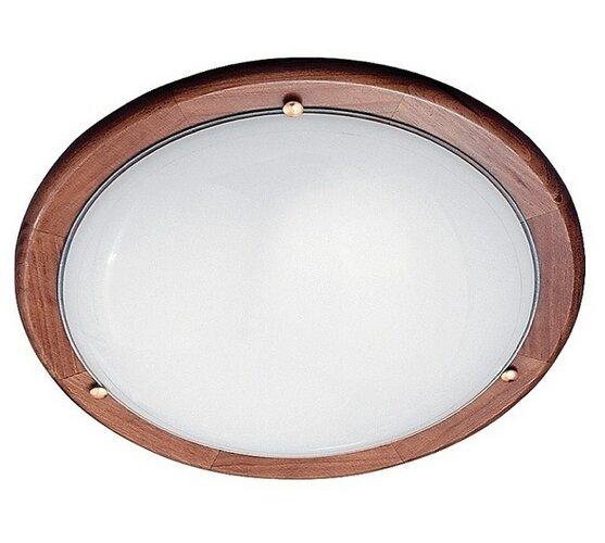 Stropné svietidlo Rabalux Ufo 5427 dub / opal