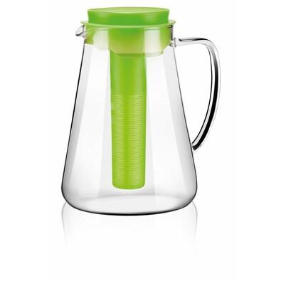 Tescoma TEO džbán s vyluhováním a chlazením zelená