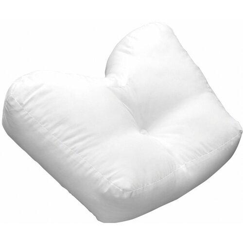 Polštář pro spaní na boku, 52 x 40 cm