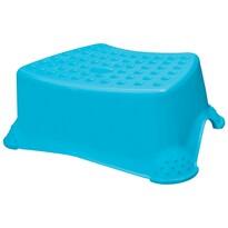 Scăunel antiderapant Keeper, albastru,40,5 x 28,5 x 14 cm
