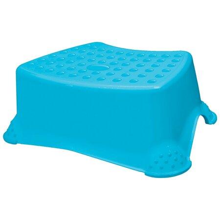 Keeper Dětská protiskluzová stolička modrá, 40,5 x 28,5 x 14 cm