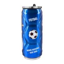 Orion Futball termosz-pléhdoboz 0,5 l