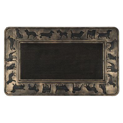 Venkovní rohožka Psi, 45 x 75 cm