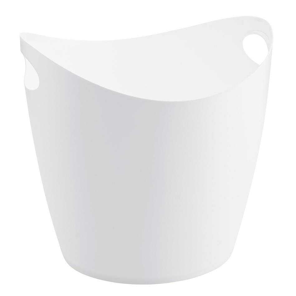 Koziol Úložný box Bottichelli bílá, 28 l