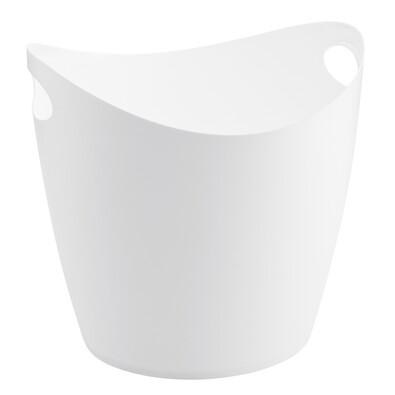 Cutie de depozitare Koziol Bottichelli alb, 28 l