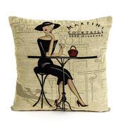 Povlak na polštářek Gobelín Kokteil, 45 x 45 cm