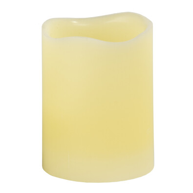 Solight svíčka LED vosková s vypínačem