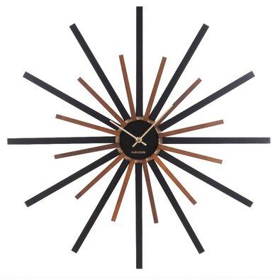 Karlsson 5820 Designové nástěnné hodiny pr. 60 cm
