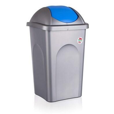 Multipat odpadkový koš modrá
