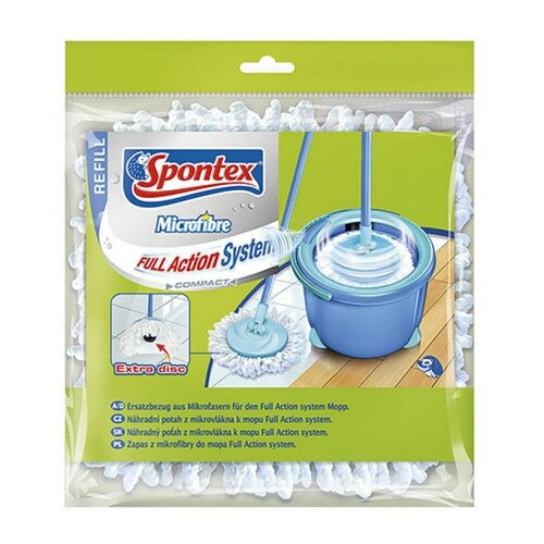Spontex Full Action systém náhradní mop