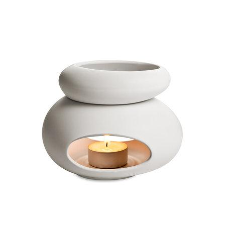 Tescoma Aromalampa Fancy Home Stones bílá, 13 cm