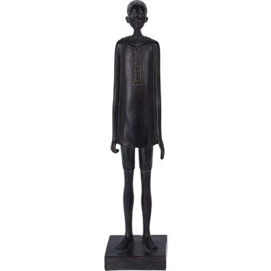 Koopman Dekorációs szobor African man, 40 cm