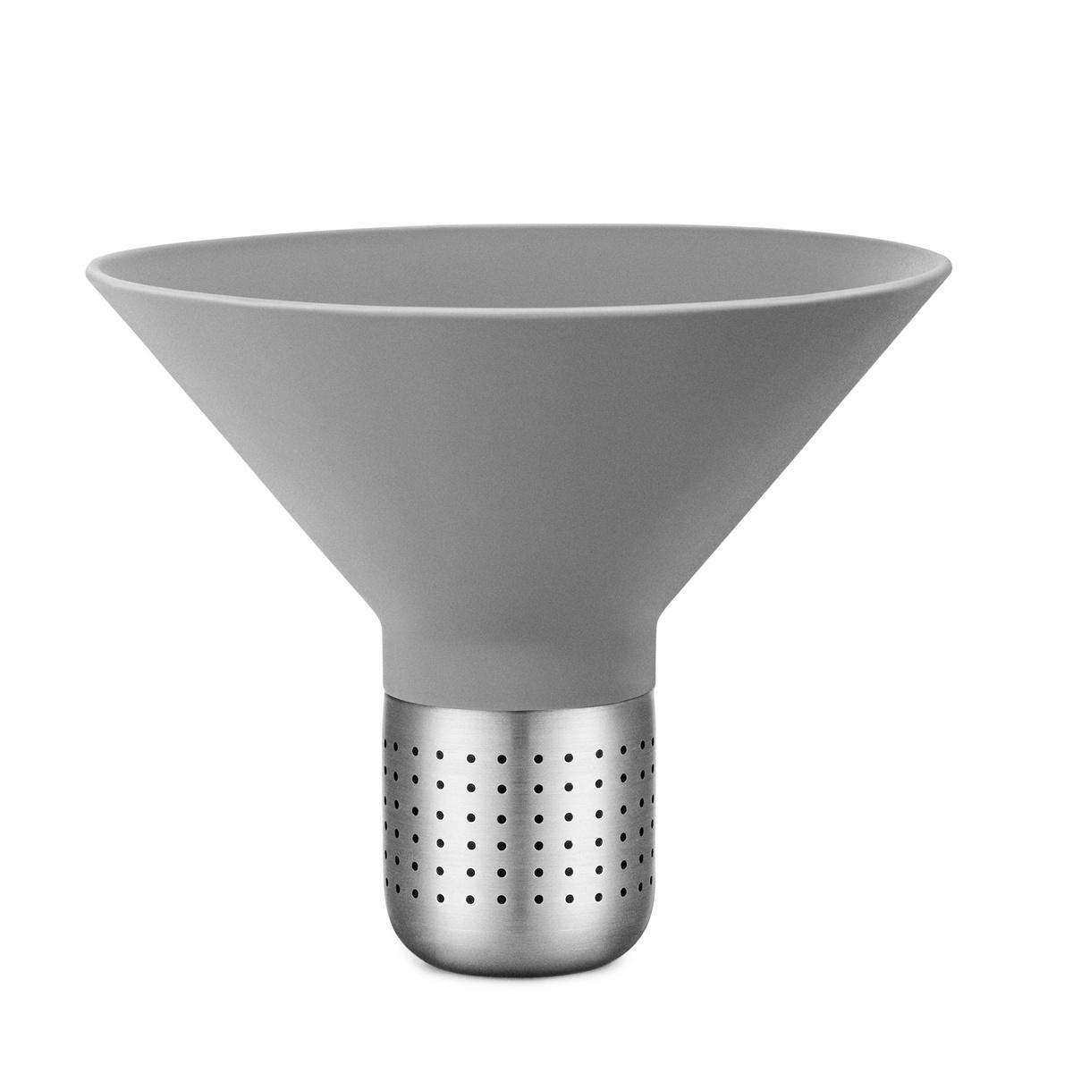 Normann CopenhagenSítko na čaj Strainer 11,4 cm, šedé