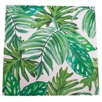 Tablou pe pânză Green Leaves, 40 x 40 cm