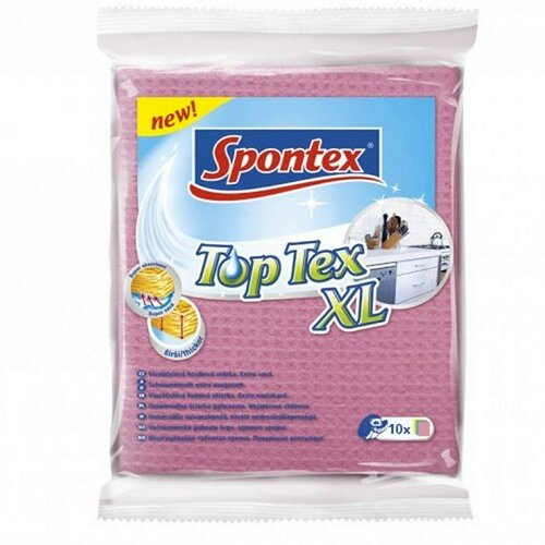 Spontex 10 Top Tex XL houbová utěrka