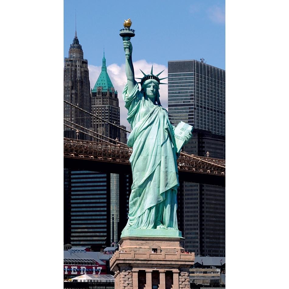 AG ART Závěs New York, 140 x 245 cm