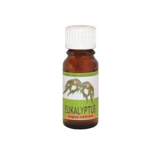 Vonný olej s vôňou lesa eukalyptu